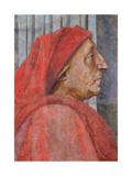 The Trinity Giclee Print by Tommaso Masaccio