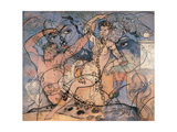 Villica Caja Giclee Print by Picabia Francis