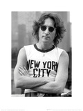 John Lennon (NYC - Bob Gruen) Prints