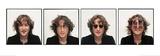 John Lennon (Quartet - Bob Gruen) Poster