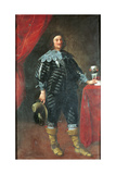 Portrait of Cesare Beccaria Giclee Print by Carlo Francesco Nuvolone