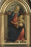 Virgin and Child (the Madonna of the Roses) Giclee Print by  Botticelli