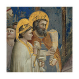 Stories of the Christ: the Adoration of the Magi Giclee Print by  Giotto