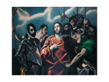 The Disrobing of Christ Giclee Print by  El Greco