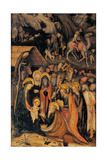 Adoration of the Magi Giclee Print by Unknown Artist