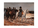 The 1814 Campaign for France Giclee Print by Jean-Lous-Ernest Meissonier