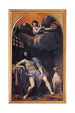 St Roch in Prison Giclee Print by Reni Guido