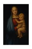 The Granduca Madonna Giclee Print by Sanzio Raffaello