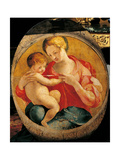 Madonna with Child Giclee Print by Jacopo da Carucci Pontormo
