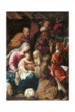 Adoration of the Magi Giclee Print by Luigi Miradori (Il Genovesino)