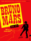 Bruno Mars Prints by Kii Arens