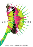 Depeche Mode Poster by Kii Arens