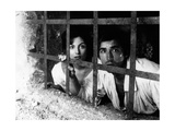 Vittorio Gassman and Rosanna Schiaffino in Seduction of the South Photographic Print