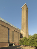 Tate Modern Photographic Print by Herzog and de Meuron
