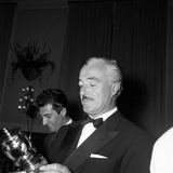 Vittorio De Sica Watching a Cup Photographic Print