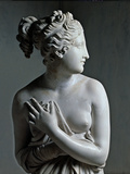 Venus Italica Photographic Print by Canova Antonio