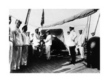 Russian Sailors Ready To Take Part in the Russo-Japanese War Photographic Print