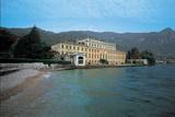 Villa Bettoni Photographic Print by Vincenzi Amerigo