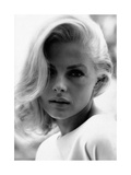 Portrait of Virna Lisi Photographic Print