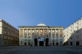 Giuseppe Verdi Municipal Theater (Formerly the Grand Theater) in Trieste Photographic Print by Giovanni Antonio Selva