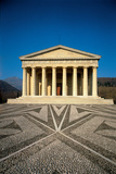 The Temple in Possagno Photographic Print by Canova Antonio