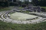 Roman Gymnasium, 1st Century Photographic Print by Architettura romana