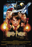 Harry Potter and the Sorcerer's Stone Movie Poster Posters