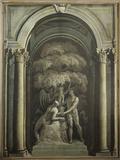 Adam and Eve Photographic Print by Francesco Fontebasso