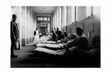 Health Services in Bassano Del Grappa Photographic Print