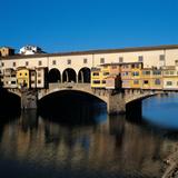 Ponte Vecchio in Florence Photographic Print by Fioravanti Neri Di