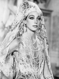 Marisa Berenson in the Rise and Rise of Casanova Photographic Print