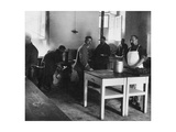 Red Cross, Hospital No. 10 in Cividale. Kitchen Photographic Print