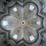 Church of Sant'Ivo Alla Sapienza Photographic Print by  Borromini