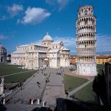 Campo Dei Miracoli - Pisa (Piazza Dei Miracoli) Photographic Print by  Rainaldo