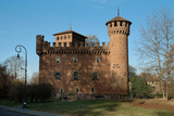 Castle of Valentino, 'Medieval Quarter' Photographic Print by D'Andrade Alfredo