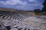 Greek Theatre in Akrai, 664 - 663 B.C., 6th Century B.C. Photographic Print by Artista sconociuto