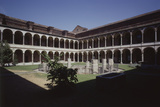 Major Hospital Also Known As Ca' Granda, 1456 - 1497, 15th Century Photographic Print by Artista sconociuto