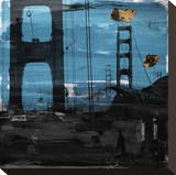 California Dreamin II Stretched Canvas Print by Sven Pfrommer