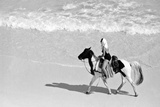 Horse Ride Photographic Print