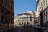 Views of the La Scala Theater After Its Restoration in 2004 Photographic Print by Botta Mario