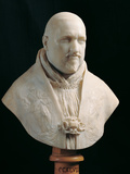 Bust of Pope Paul V Photographic Print by Bernini Gian Lorenzo
