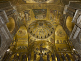 St Marks Basilica, Venice, 10th Century Photographic Print by Unknown Artist