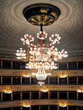 Views of the Teatro Alla Scala Photographic Print by Piermarini Giuseppe