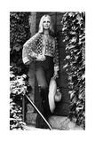 Patty Pravo in Sirmione Photographic Print