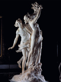 Apollo and Daphne Photographic Print by Bernini Gian Lorenzo