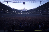 The Spectators of Vasco Rossi at the Turin Delle Alpi Stadium Photographic Print