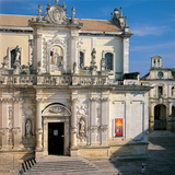 Cathedral of Lecce Photographic Print by  Zingarello