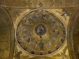 St Marks Basilica, Venice, 10th Century Fotografiskt tryck av Artist, Unknown