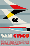 San Cisco Prints by Kii Arens