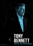 Tony Bennett Prints by Kii Arens